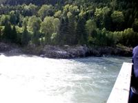 View of the Skeena River