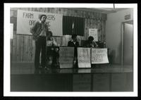 Canadian Farmworkers Union Founding Convention April 6, 1980. Raj Chouhan speaks.