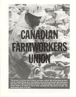 Ontario - Canadian Farmworkers Union