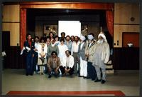 Farmworkers ESL Crusade Graduation Ceremony event. South Vancouver, BC, May 6, 1984.