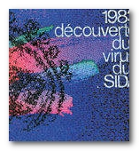 Blair Henshaw HIV AIDS Stamp Collection