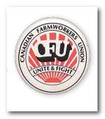 Canadian Farmworkers Union Collection