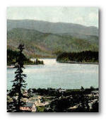 British Columbia Postcards Collection