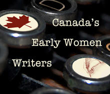Canada's Early Women writers image
