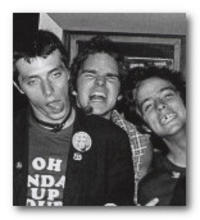 Vancouver Punk Rock Photograph Collection