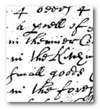Codrington Papers, West Indies Correspondence